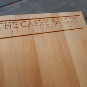 Personalized Rectangle Board