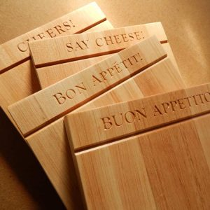 Personalized Cheeseboards