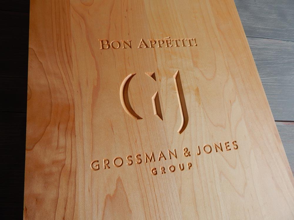 Bon Appetite from GRossman Jones Group