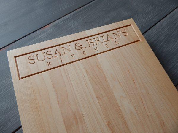Susan and Brians Kitchen